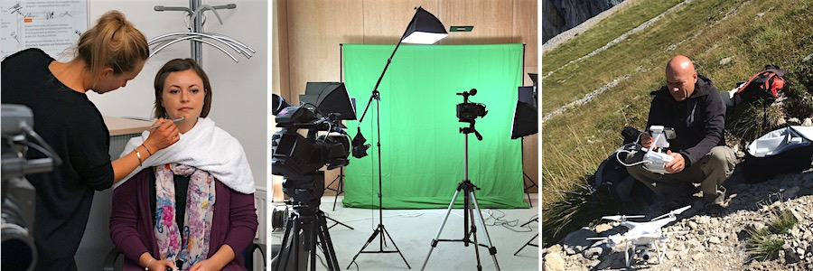 Filmaufnahmen