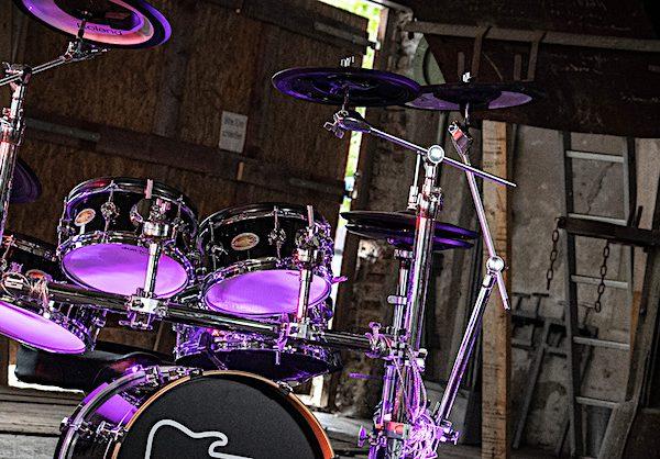 Munich East Drumkit